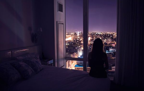 Sleepless Dusk Photography Bed Time By Arnaud Montagard