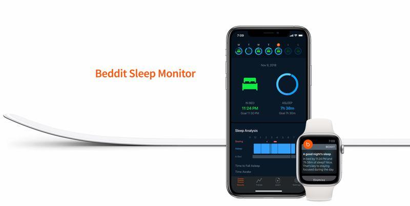 Sleep Tracking App Improvements