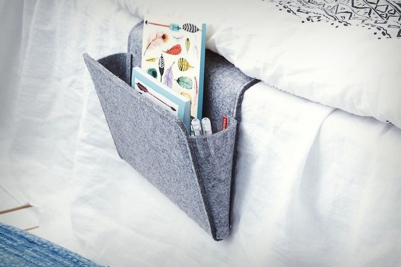 Organizational Bed Storage Pockets