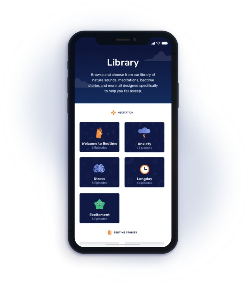 Soothing Story Apps
