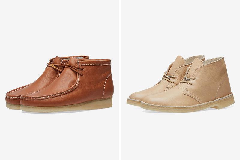 Premium Crepe Leather Boots