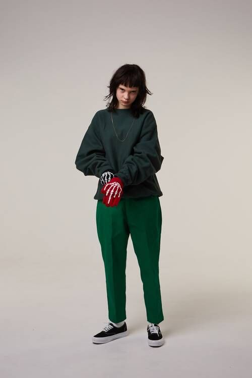 Skate-Centric Spring Garments