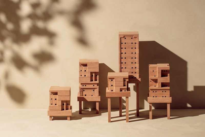 Flat-Pack Bee Homes