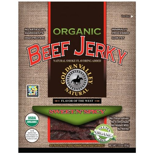 Wholesome Jerky Snacks