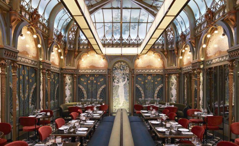 Luxury Art Deco Restaurants