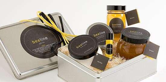 Honey-Infused Cosmetics