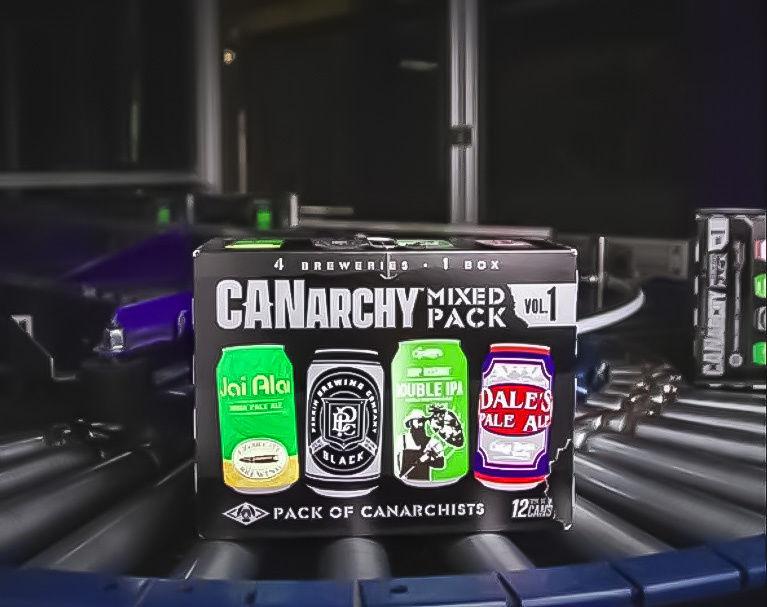 Multi-Brewery Beer Packs
