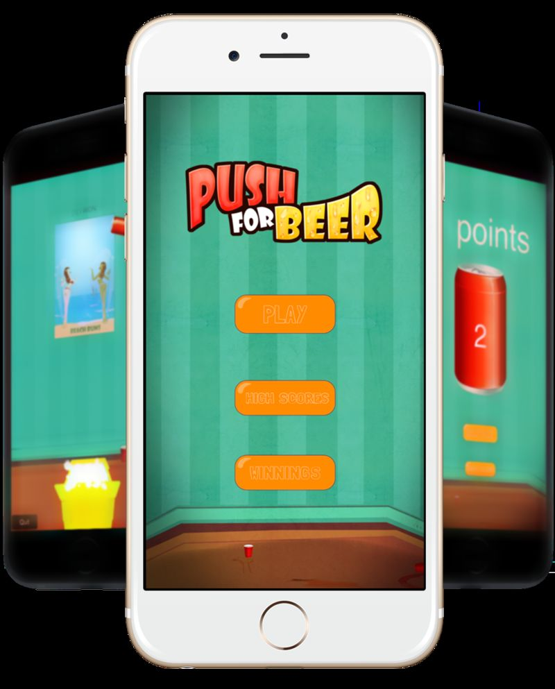 Gamified Beer Apps