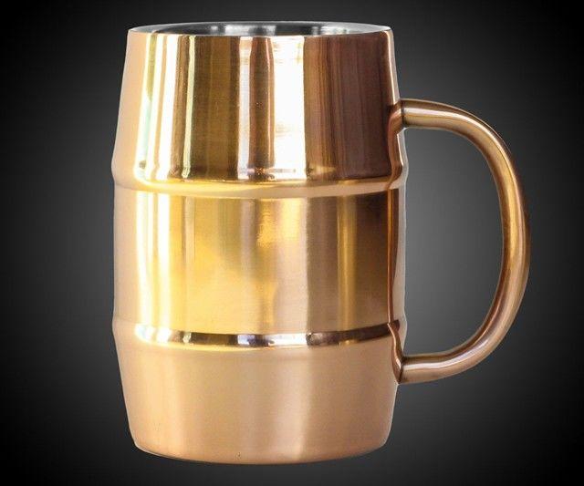 Copper Beer Chalices