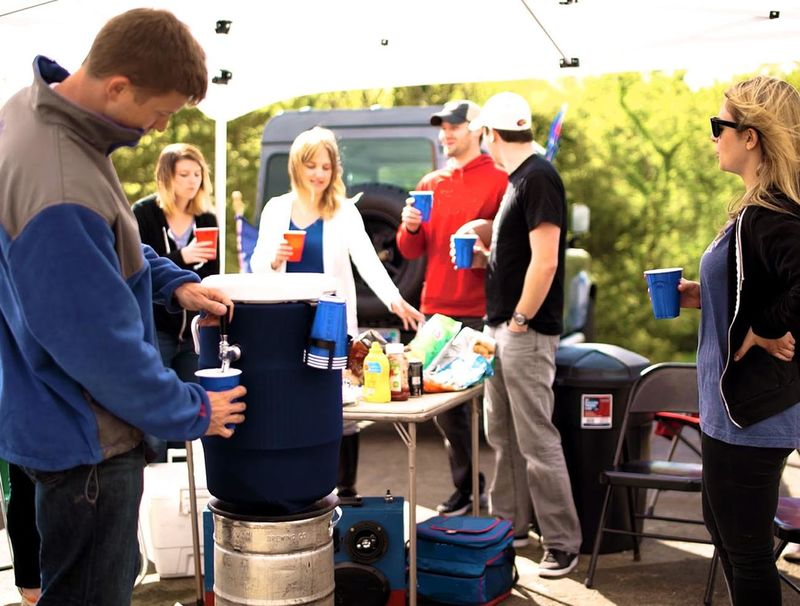 Portable Beer Kegs