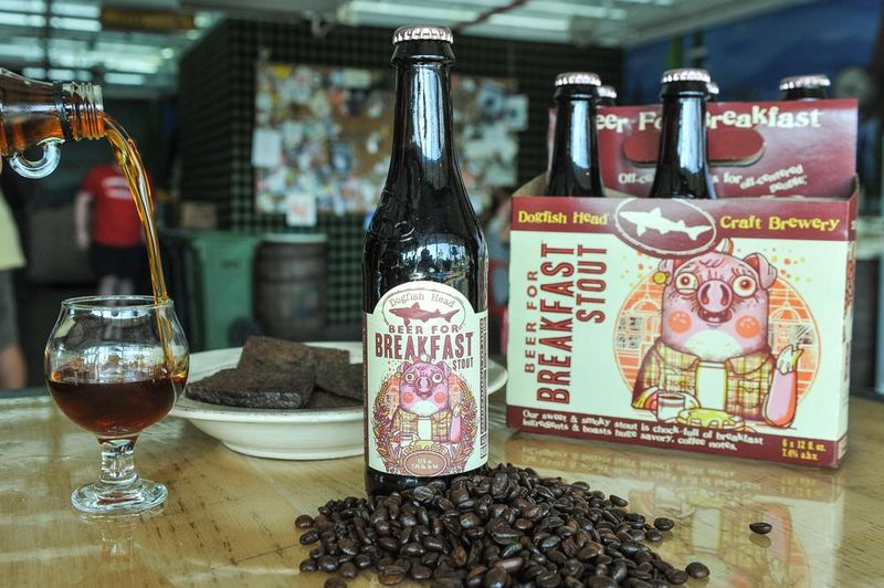 Pork-Infused Breakfast Brews