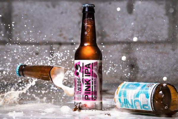 Gender Equality Beer Branding