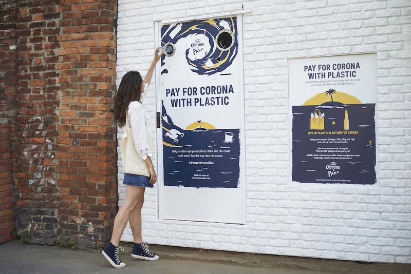 Plastic Exchange Beer Payments