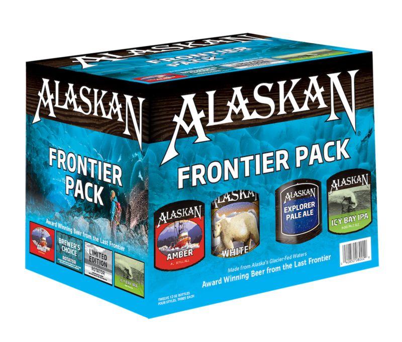 Window Box Beer Packs