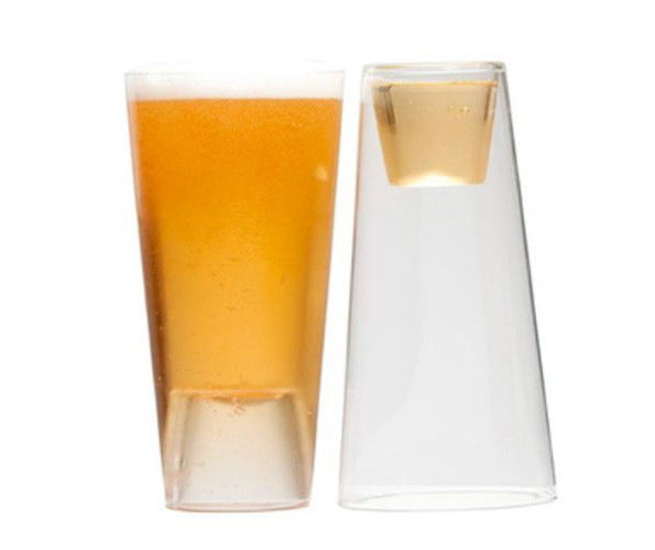 Reversible Pint Glasses