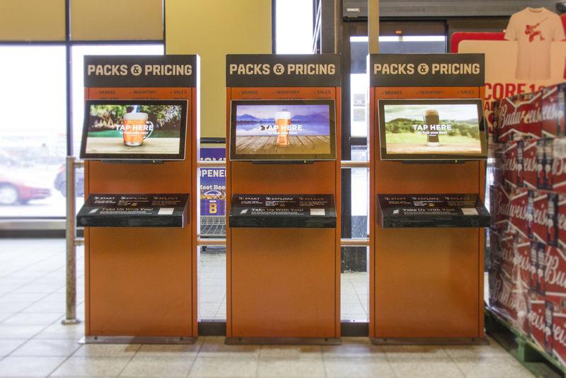 Smart Beer Kiosks