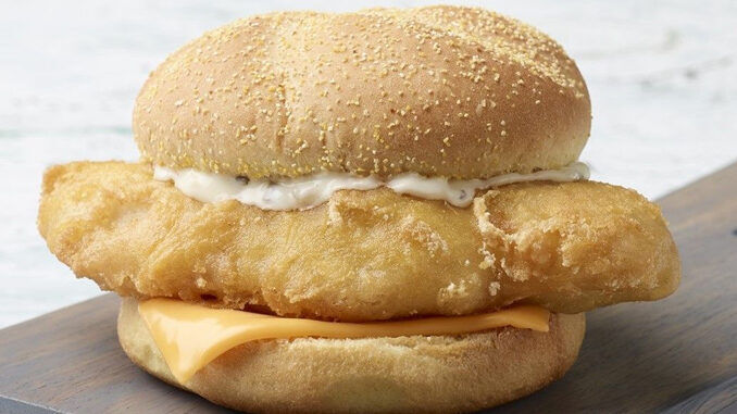 Beer-Battered Cod Sandwiches