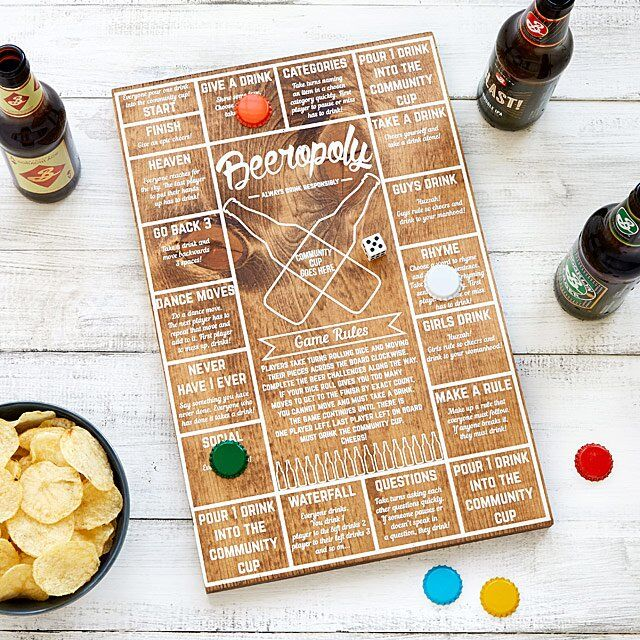 Beer-Themed Drinking Games