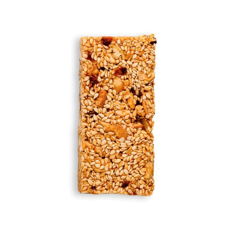 Energizing Honey-Infused Snack Bars