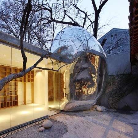Bubbletecture