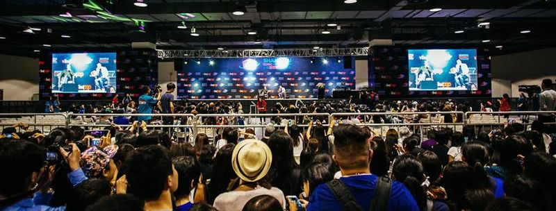 Chinese Comic Book Conventions