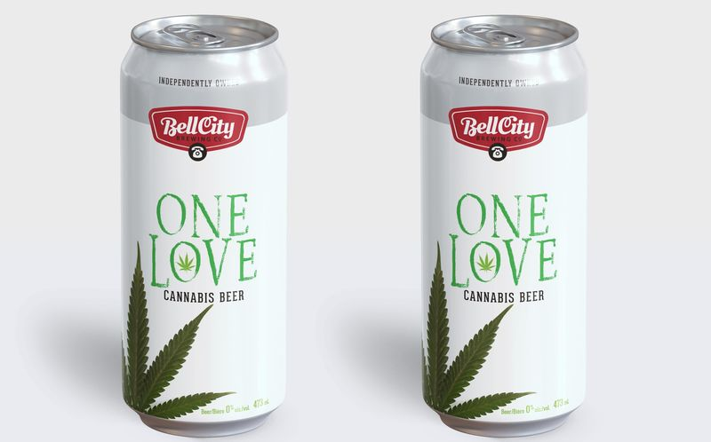 Canadian Cannabis-Infused Craft Beers