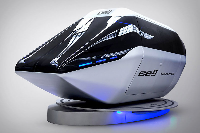 Concept Air Taxis