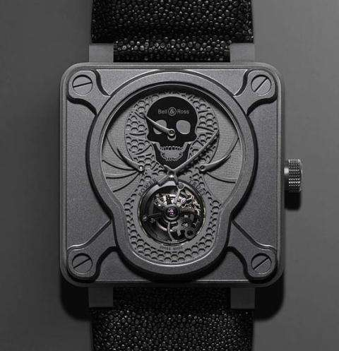 Luxe Jolly Roger Watches