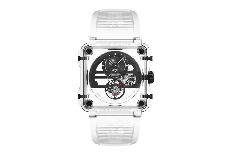Luxurious Transparent Watches