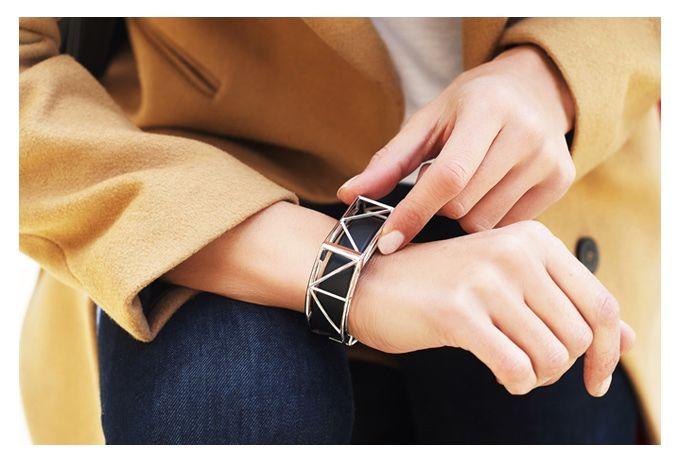 Fitness Tracker-Transforming Bracelets