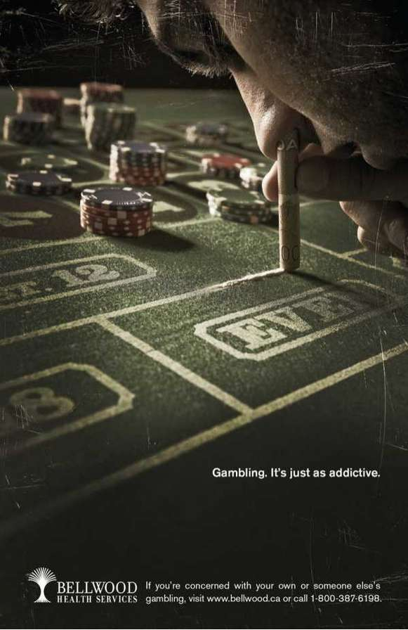 Gambling as Drug Addiction