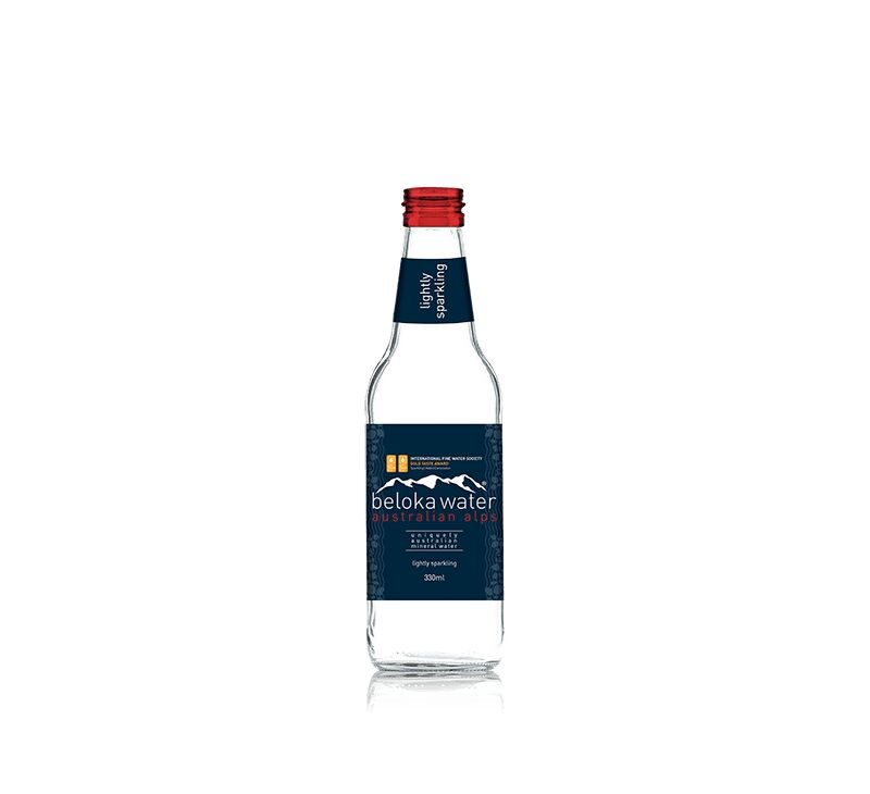 Mineral-Rich Sparkling Waters