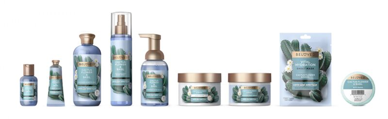 Plant-Based Pampering Cosmetics