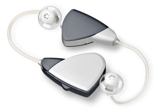 Bluetooth-Enabled Hearing Aids