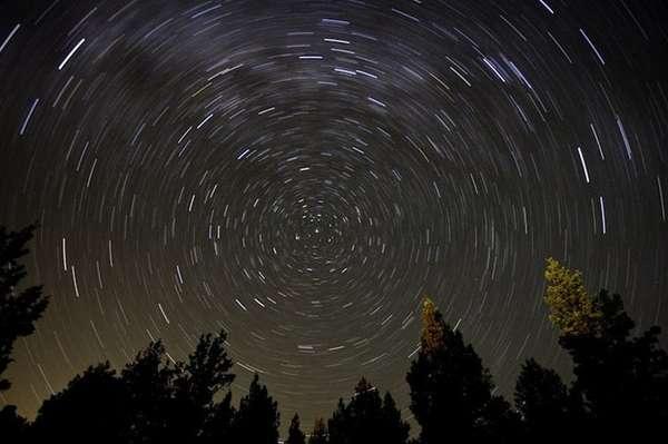 Breathtaking Constellation Stills
