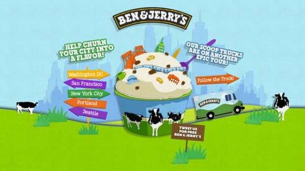 Metropolitan-Themed Ice Cream