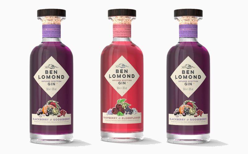 Wild Botanical Gin Spirits