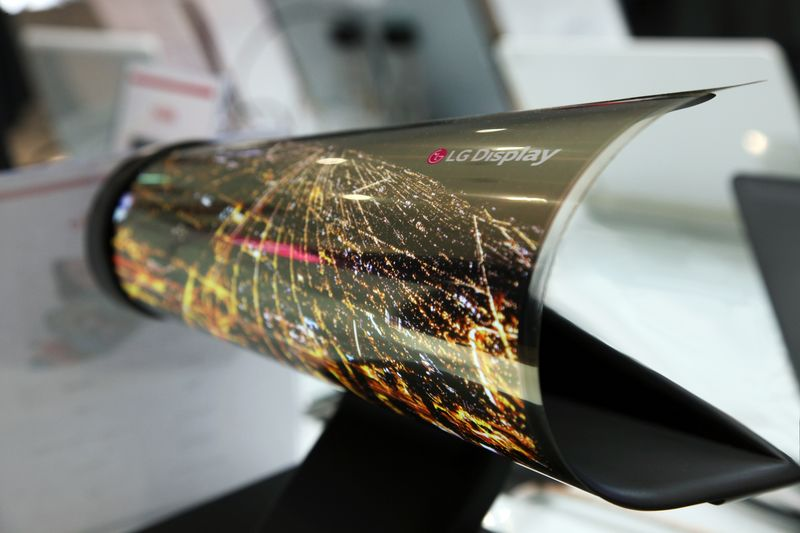 Flexible Paper-Thin Displays (UPDATE)