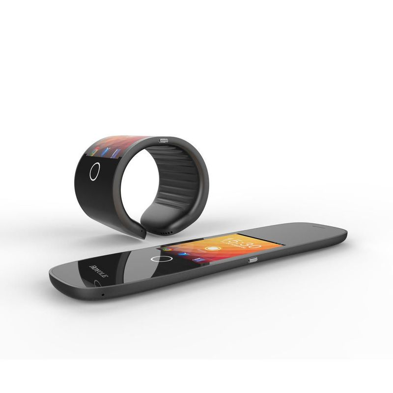 Flexible Phone Designs