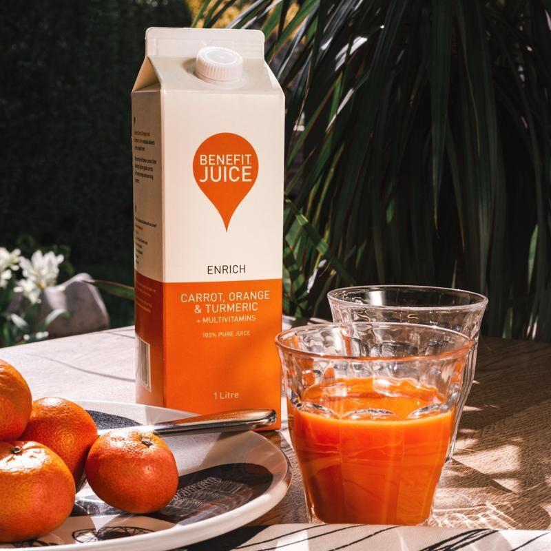 Vitamin-Enhanced Juice Brands