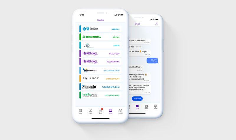 Mobile Employee Benefits Platforms