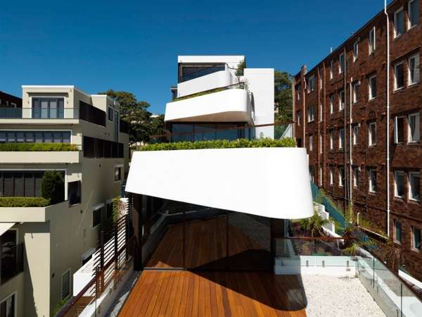 Domino-Inspired Architecture