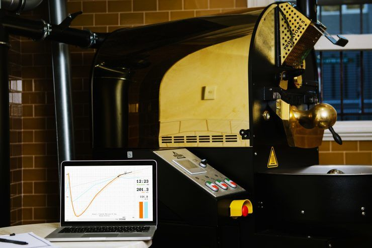 Machine Learning Coffee Roasters