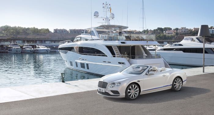 Yacht-Inspired Vehicles
