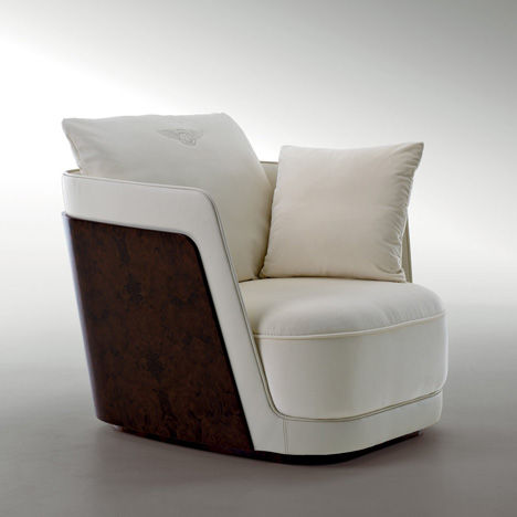 Luxury Automaker Armchairs Bentley Home Furniture