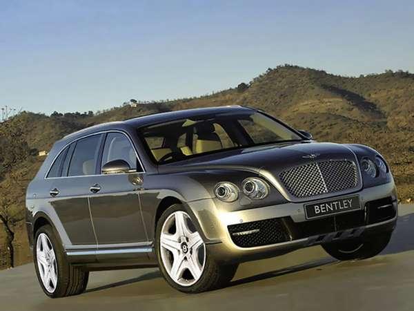 Ultra-Luxury SUV Debuts