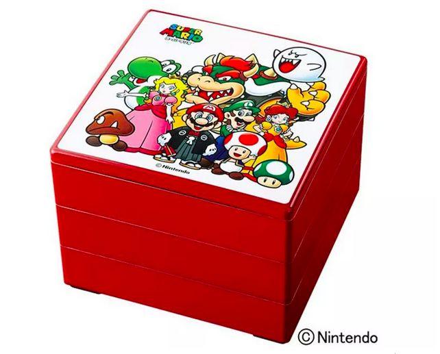 Celebratory Gamer Bento Boxes