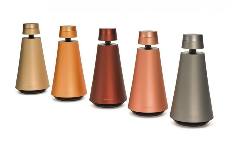 Limited-Edition Luxe Speakers