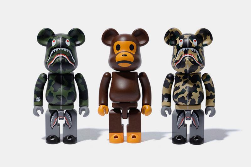 Streetwear Mascot Figurines