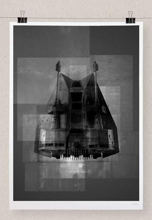 Sci-Fi Art Prints